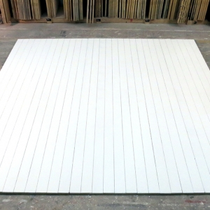 "PW2) 10' x 10', 4"" Planks, Two 48"" x 10' Panels, One 24"" x 10' Panel"