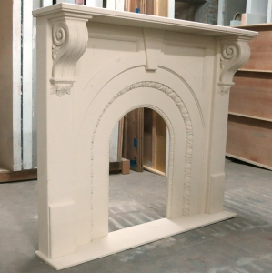 woodworking_mantle